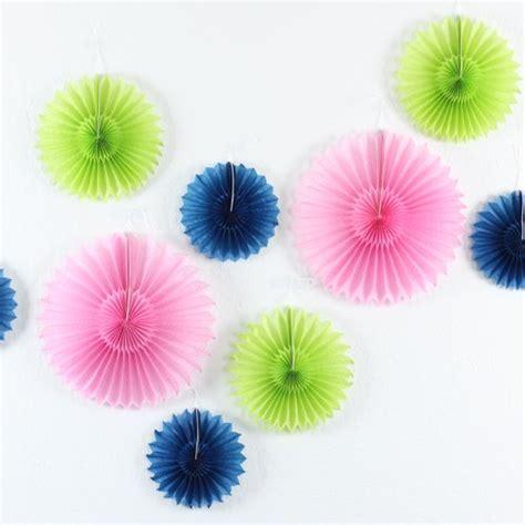 How To Make Tissue Paper Pinwheels - tissue paper pinwheels