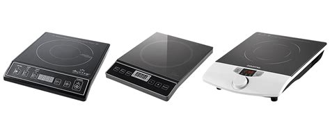 induction cooktops portable 10 best portable induction cooktops 2019 buying guide