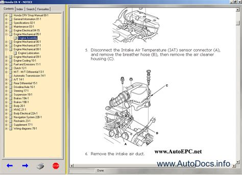 service and repair manuals 2006 honda cr v user handbook honda cr v 1997 2000 2002 2006 service manual repair manual order download