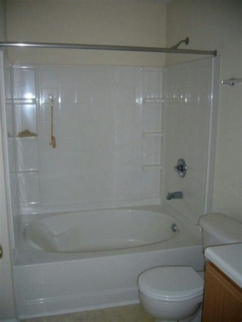 Garden Tub With Shower by Garden Tub Shower Combo House Decorating