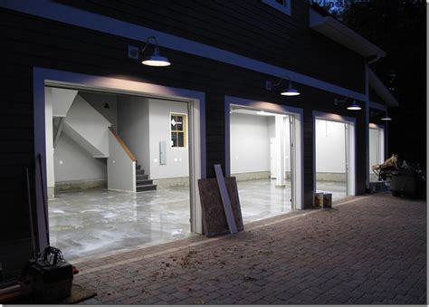 the floor l the quot l quot shaped house garage sealing the floor