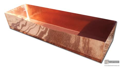 Metal Shower Pan by Custom Copper Shower Pan Copper Pans