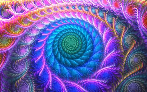 Psychedelic Space Wallpapers Loading