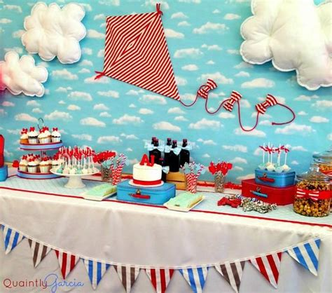 Bow Tie Baby Shower Ideas by Bow Tie Baby Shower Ideas Kite Baby Shower Blue Aand