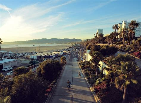 Traffic Report Pch Santa Monica - top 5 scenic drives in los angeles county travelage west