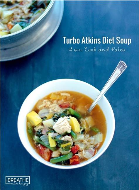 Atkins Detox Diet by Best 25 Diet Soup Recipes Ideas On Healthy