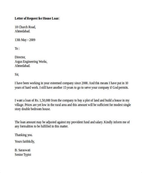Loan Application Letter For House Renovation From Company loan request letter ingyenoltoztetosjatekok