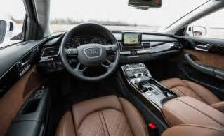 Audi A8 Interior 2017 Audi A8 Review Redesign Pictures Price Interior