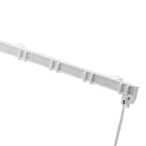 curtain track swish swish supreme lift aluminium curtain track set white ebay