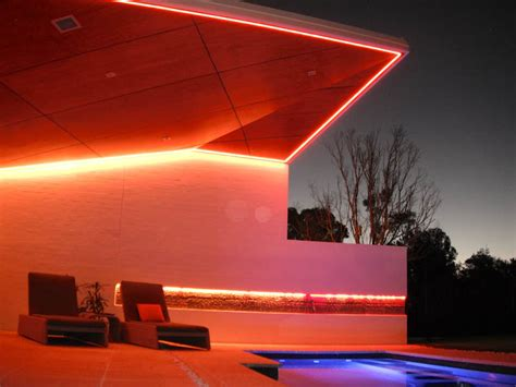 Outdoor Task Lighting Residence Arrawarra Headland Sky S The Limit Electrical Residential Commercial