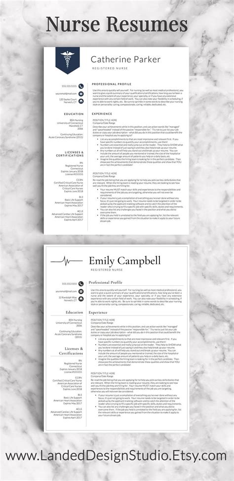 Nursing School Resume Template by 1000 Ideas About Resume Templates On Resume