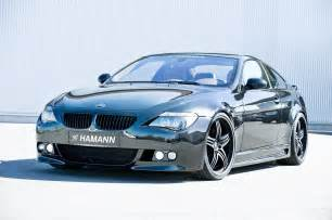 Bmw Tuning Hamann Bmw 6 Series Facelift Car Tuning
