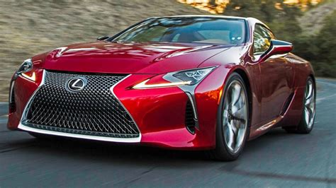 2017 lexus coupes 2017 lexus lc500 coupe youtube