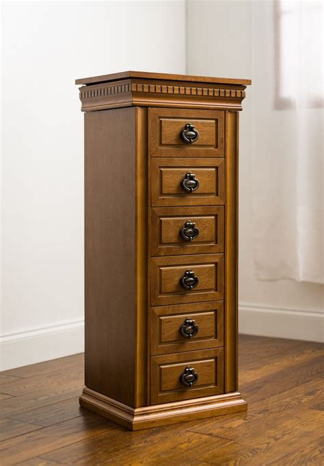 jewelry armoire overstock 34 best jewelry chests cabinets images on pinterest