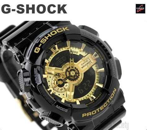 Casio G Shock Original Pria Ga 110gb 1a casio g shock limited edition ga110 ga110gb ga 110gb 1a ebay