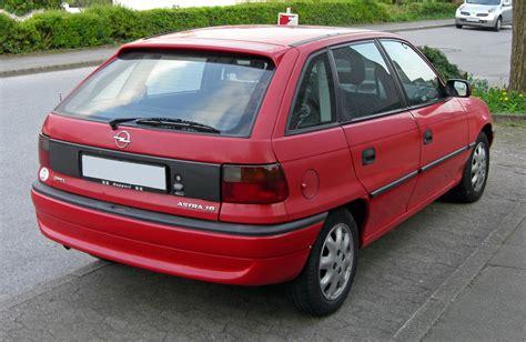 Opel Astra F by Opel Astra F Junglekey De Bilder