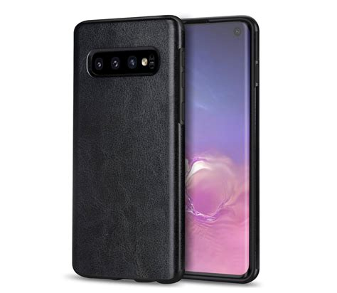 Samsung Galaxy S10 Leather by 6 Best Leather Cases For Samsung Galaxy S10 And S10 Plus