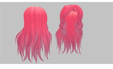 hair mmd download mmd medi long hair by amiamy111 on deviantart