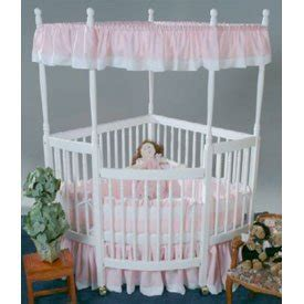 Corner Crib Bedding Amazon Com Soft Pique Corner Crib Bedding Color Pink