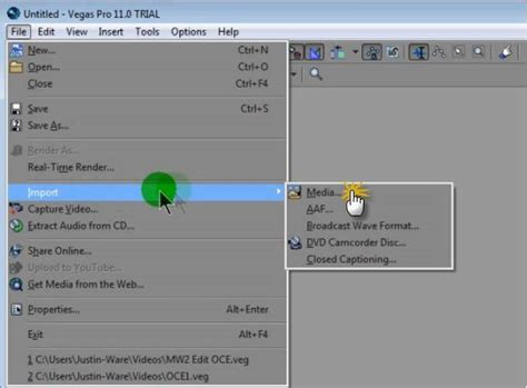 export adobe premiere to sony vegas compress import canon c300 mxf to sony vegas pinnacle