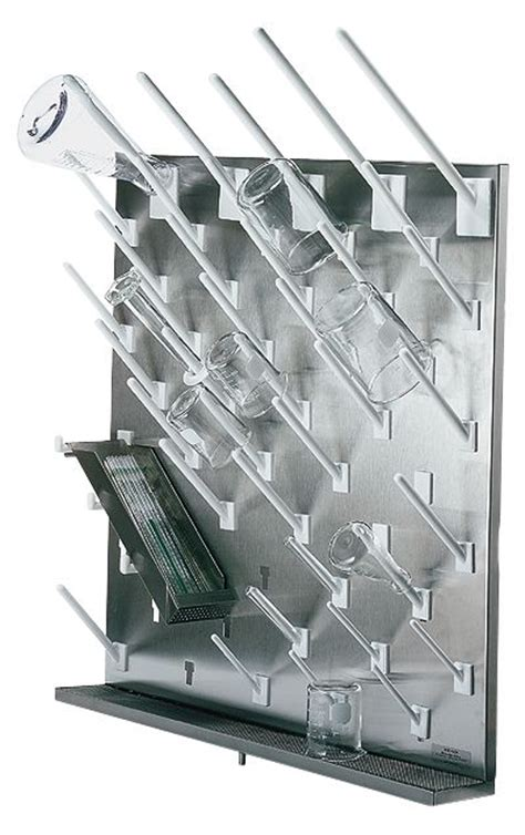 Drying Rack Stainless Steel by Modular Stainless Steel Drying Rack 50 White Pegs From