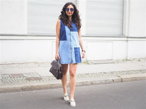 Patchwork Denim Trend - patchwork denim trend check out this season style