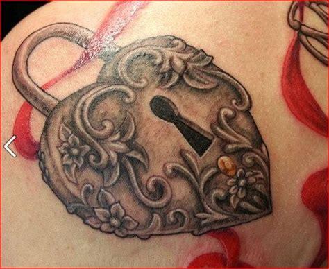 tattoo my photo 2 0 key padlock my heart tattoo pinterest
