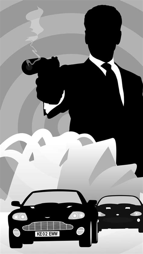 wallpaper iphone james bond james bond 007 iphone 5 wallpaper 640x1136