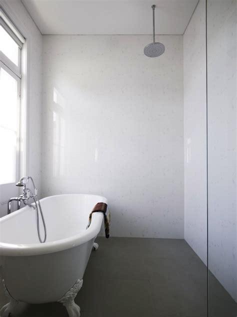 bathroom floor wet around toilet gray tiled floor design ideas