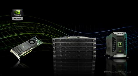 Tesla Supercomputer Nvidia Tesla Gpu Computing Processor Ushers In The Era Of
