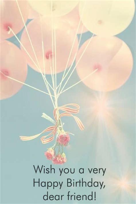 Wish Ua Happy Birthday Happy Birthday Wishes For Friend