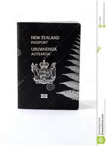 Vanity Upon Vanity New Zealand Passport Royalty Free Stock Images Image