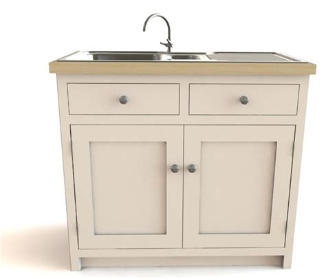 kitchen sink units kitchen sinks cheap kitchen sink base units cream square