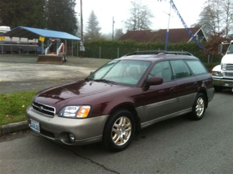 2000 Subaru Legacy Outback Limited by 2000 Subaru Outback Limited Awd Auto Sales