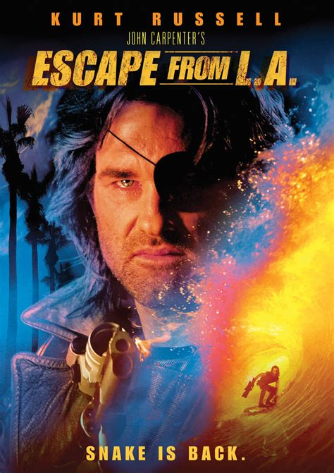 Escape From happyotter escape from l a 1996