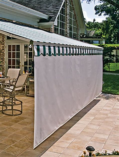 side awnings for patios retractable awning buyers guide for 2018 the awning