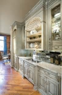 Grey Wash Kitchen Cabinets by Maison Decor Kitchen Cabs Get A Grey Chalk Wash