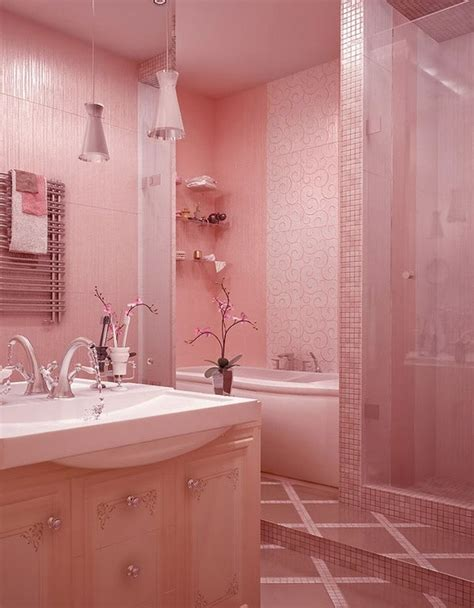 pink bathroom decorating ideas bathroom designs awesome pink bathroom ideas for
