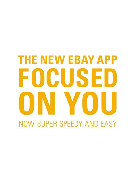 ebay mobile app get the ebay app for android