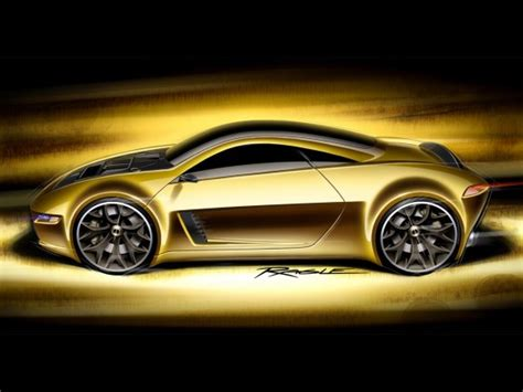 golden cars 1230carswallpapers golden car
