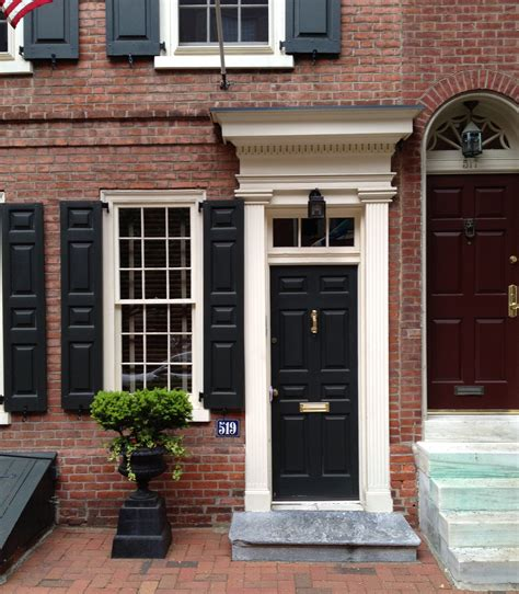 door inspiration philadelphia society hill historic doors and entrances elizabeth