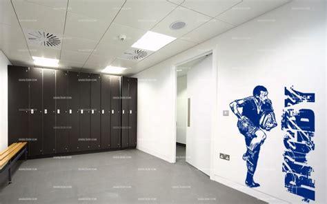 sport de chambre d 233 co chambre ado rugby