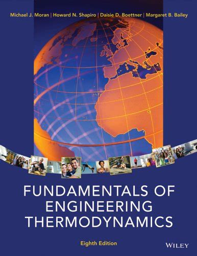 fundamentals  engineering thermodynamics  edition
