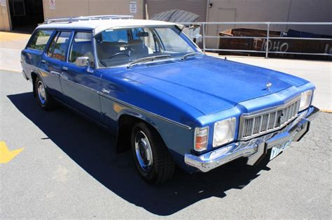 blue station wagon 9 1976 holden hx kingswood station wagon blue 3 3 l