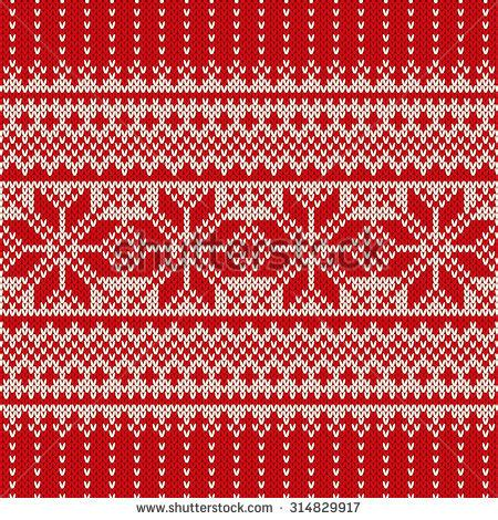 pattern christmas sweater knitting pattern stock photos images pictures