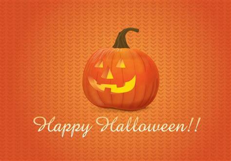 halloween pumpkin   vector art stock