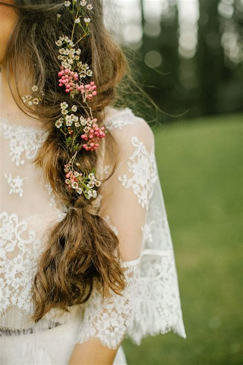 Wedding Hairstyles For Hair Boho by 30 Boho Chic Hairstyles For 2016 Pretty Designs