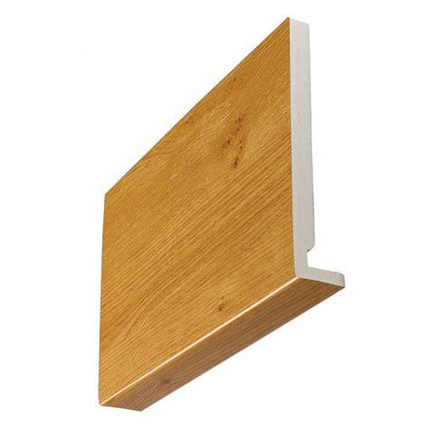 Irish Oak Wood Effect Fascia Boards And Accessories