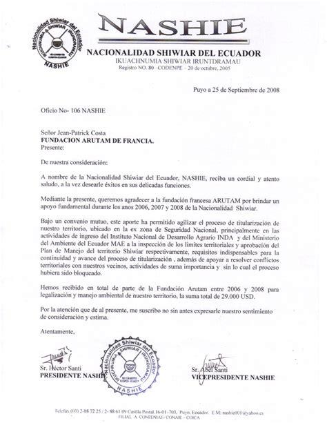 Lettre Demande De Documents Officiels Zero Deforestation Rapport De L Inspection De L Inda