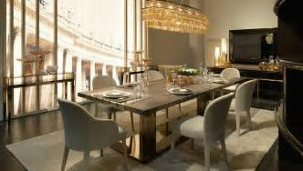 dining room design 8 inspiring dining tables luxe fran 231 ais rococo style ange table 224 manger ensemble